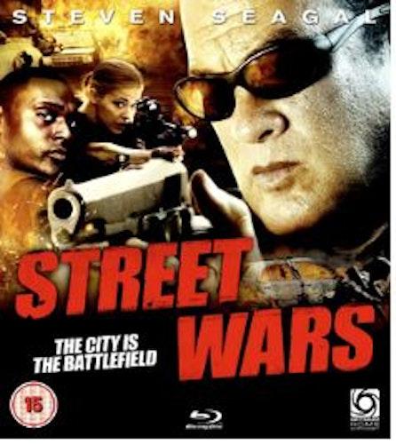 True justice: Street wars (Blu-ray) (Import)