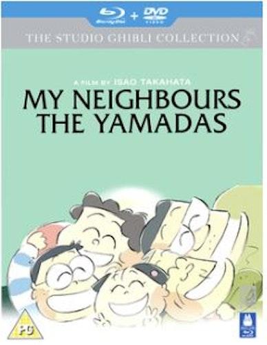 My neighbours the Yamadas/Mina grannar Yamadas (Blu-ray + DVD) (Import)