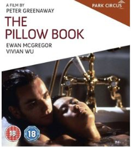 The Pillow Book - Limited Edition (Blu-ray) (Import)