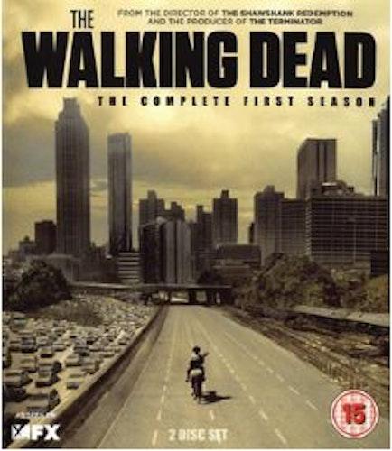 The Walking Dead - Säsong 1 (Blu-ray) (2-Disc)