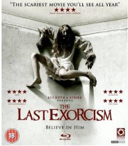 The Last Exorcism 1 (Blu-ray) (Import)