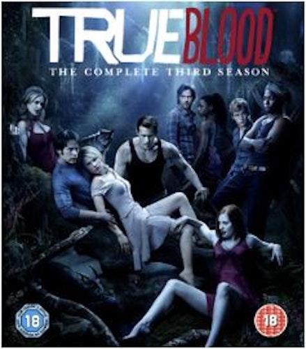 True Blood - Säsong 3 (Blu-ray) (import)