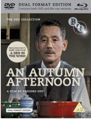 An autumn afternoon (Blu-ray + DVD) (Import)
