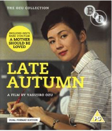 Late Autumn & A Mother Should Be Loved (Blu-ray + DVD) (Import)