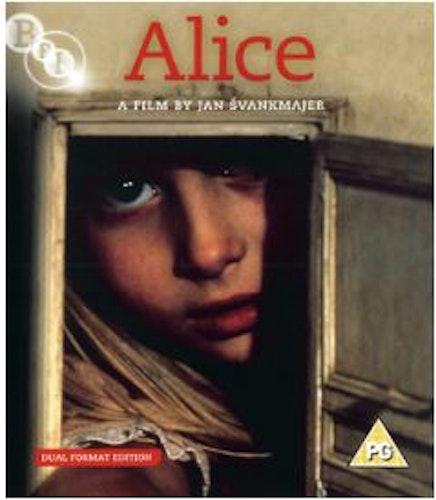 Alice Blu-Ray+DVD (import)