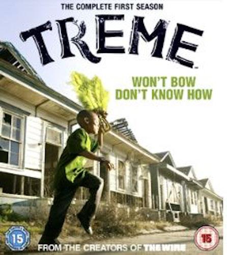 Treme - Säsong 1 (Blu-ray) (import)