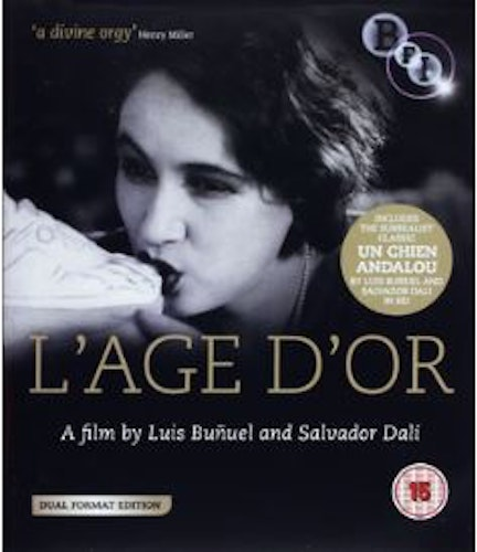 L'age D'or (Blu-ray) (Import)