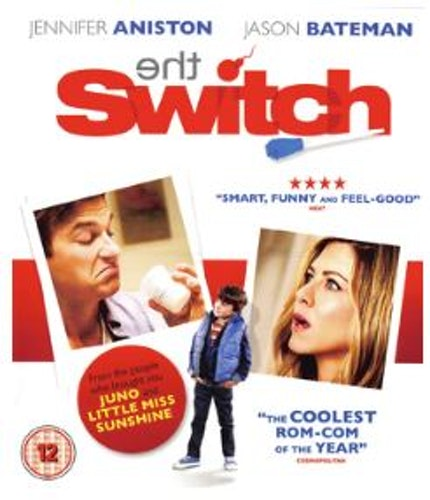 The Switch - Pappa på burk (Blu-ray) import