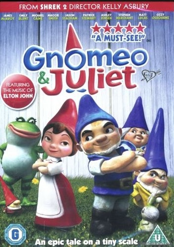 Gnomeo & Juliet (Blu-ray) (Import)