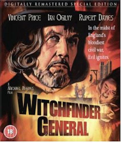 Witchfinder General (Blu-ray) (Import)