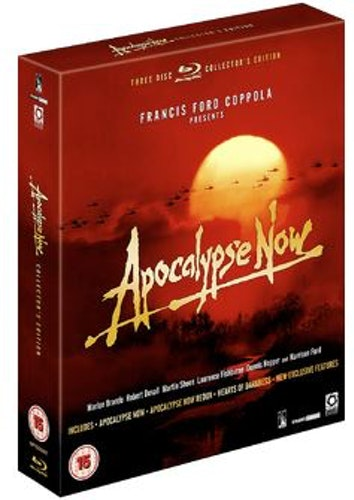 Apocalypse Now - Collector's Edition Blu-Ray (import)