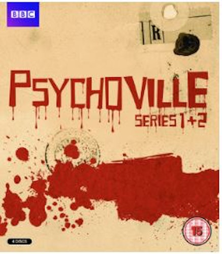 Psychoville Series 1 to 2 Complete Collection Blu-Ray (import)