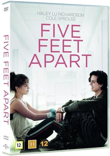 Five Feet Apart DVD
