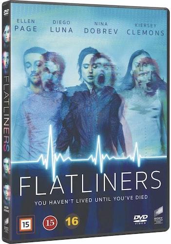 Flatliners (2017) DVD UTGÅENDE