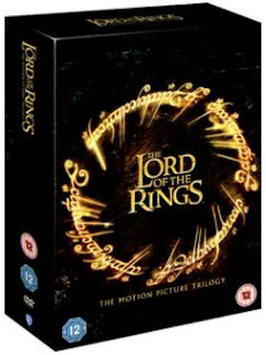 The Lord Of The Rings - Trilogy/Sagan om ringen trilogin (3 Disc) DVD (import)