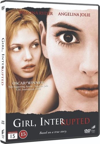 Girl, Interrupted - Stulna år DVD