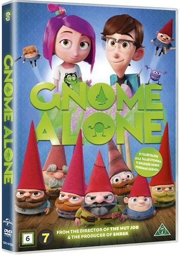 Gnome Alone DVD