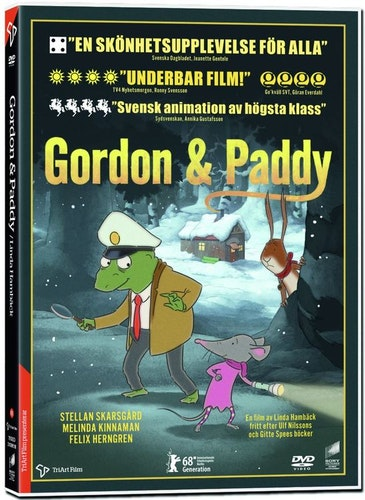Gordon & Paddy DVD