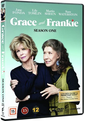 Grace & Frankie - Säsong 1 DVD