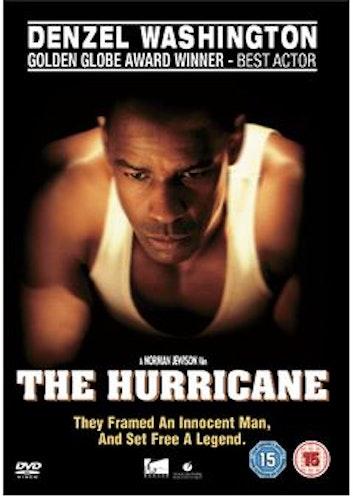 The Hurricane DVD (Import)