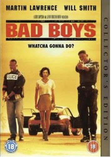 Bad Boys - Collector's Edition DVD (Import Sv.Text)