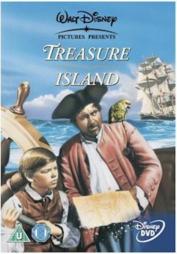 Treasure island (1950) DVD (Import)