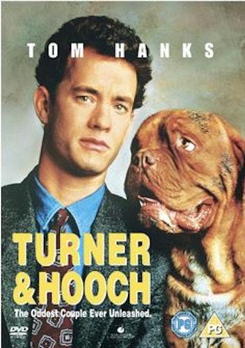 Turner & Hooch DVD (Import)