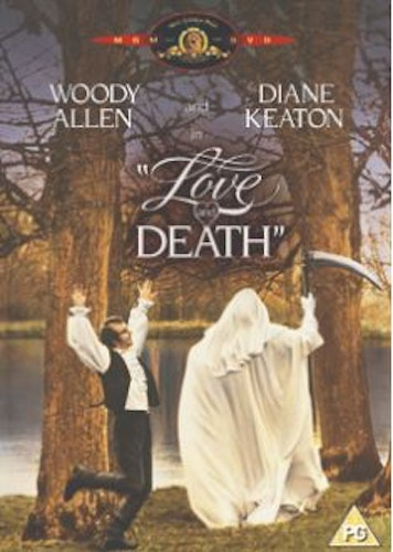 Love and Death DVD (Import Sv.Text)