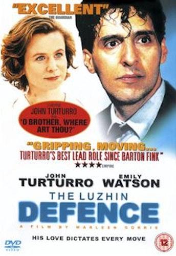 Luzhin Defence/Spelets mästare DVD (import)