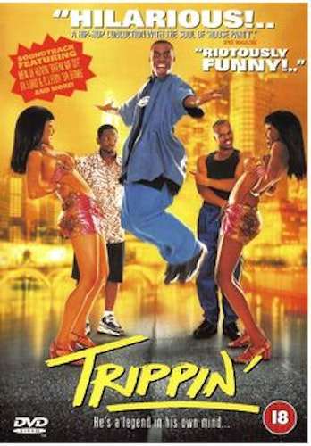 Trippin DVD (import)
