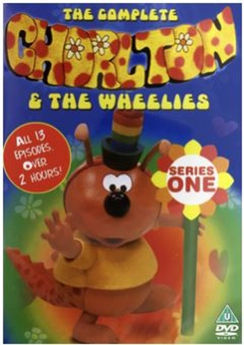 Chorlton And The Wheelies Series 1 DVD (import)