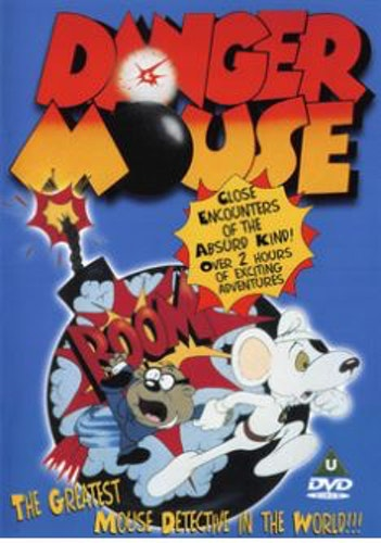 Danger Mouse - Close Encounters Of The Absurd Kind DVD (import)