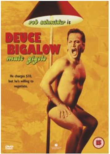 Hollywood Gigolo/Deuce Bigalow DVD (Import Sv.Text)