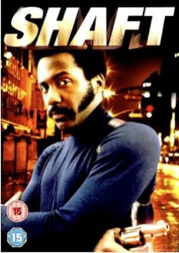 Shaft (1971) DVD (import)