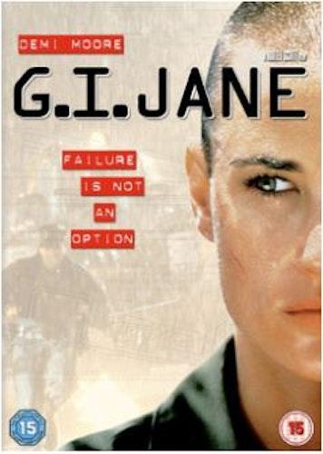 G.I. Jane DVD (Import)