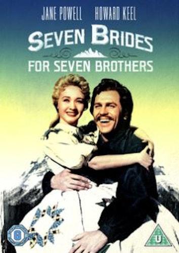 Sju Brudar och Sju Bröder/Seven brides for seven brothers DVD (Import)