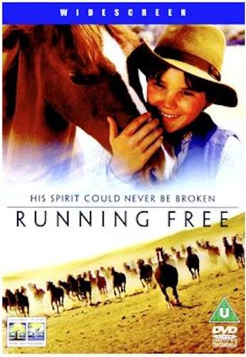 Running Free DVD (import)