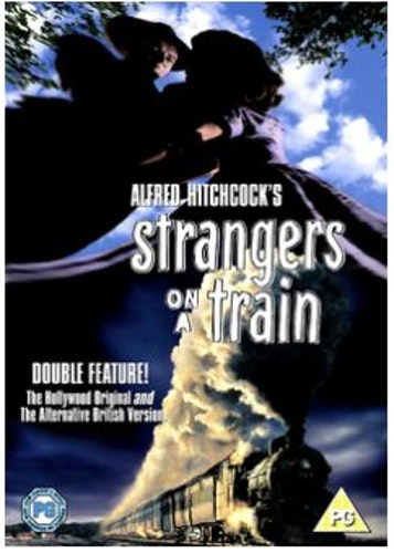Strangers on a train  DVD (Import)
