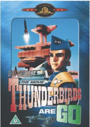 Thunderbirds are Go DVD (Import Sv.Text)