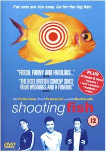 Shooting Fish DVD (Import)
