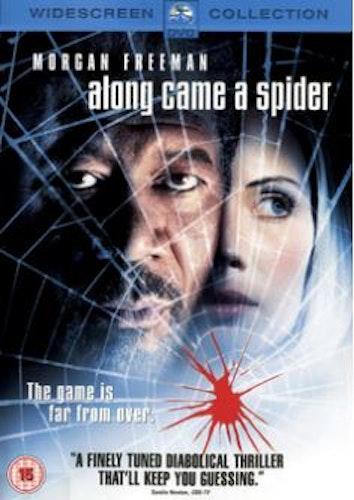 I spindelns nät/Along Came A Spider DVD (import)