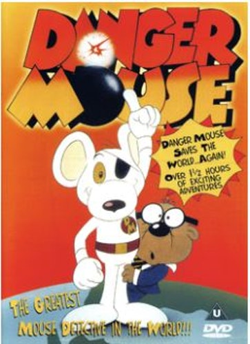 Danger Mouse - Saves The World DVD (import)