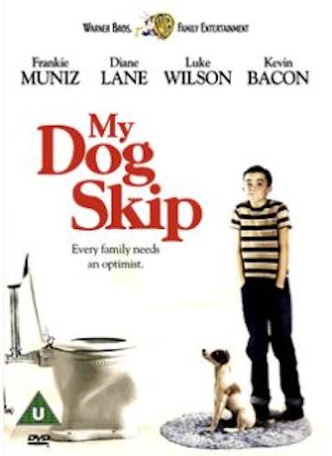 My Dog Skip DVD (Import med svensk text)