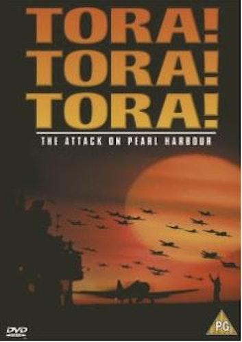 Tora! Tora! Tora! DVD (import med svensk text)