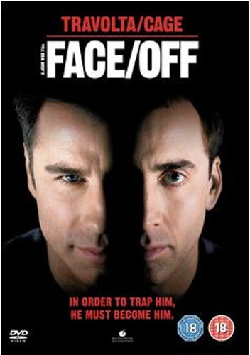 Face Off DVD (Import)