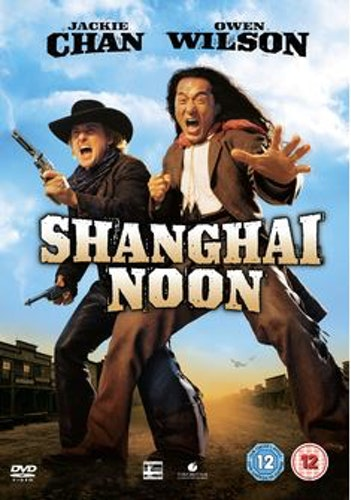 Shanghai Noon DVD (Import)