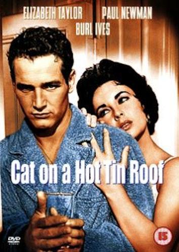 Katt på hett plåttak/Cat on a hot tin roof DVD (Import)