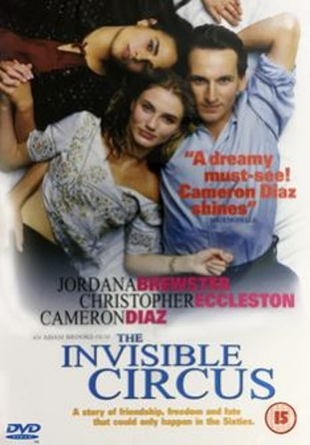 Invisible Circus DVD (import)