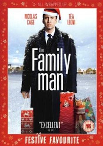 En andra chans/Family Man DVD (import)