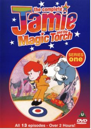 Jamie And The Magic Torch Series 1 DVD (import)